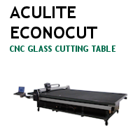 Aculite Econocut CNC Glass Cutting Table