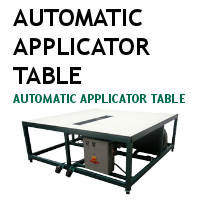 Automatic Applicator Table