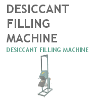 Desiccant Filling Machine