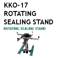 KKO Rotating Sealing Stand