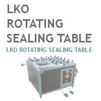 LKO Rotating Sealing Table