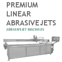 AbrasiveJet & WaterJet Cutting Machines