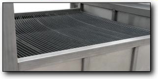 Galvanized Steel Cut Bed