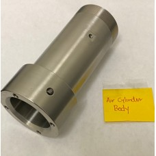 Air Cylinder Body, Stainless Steel