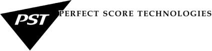 Perfect Score Technologies